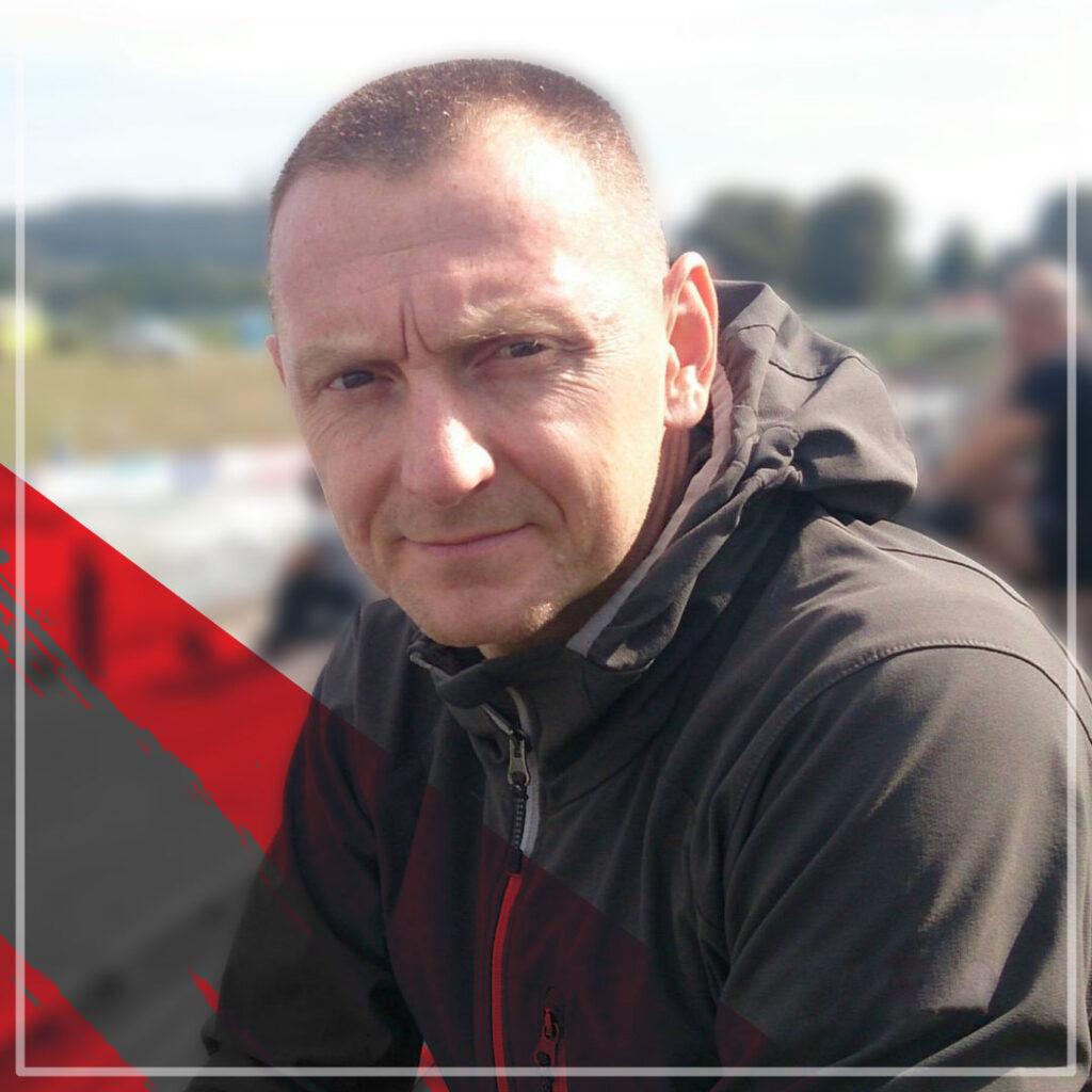 Tomasz Suchodoła - trener personalny Warsztat Formy Niepołomice